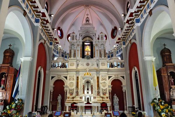 Cathedraal in El Cobre