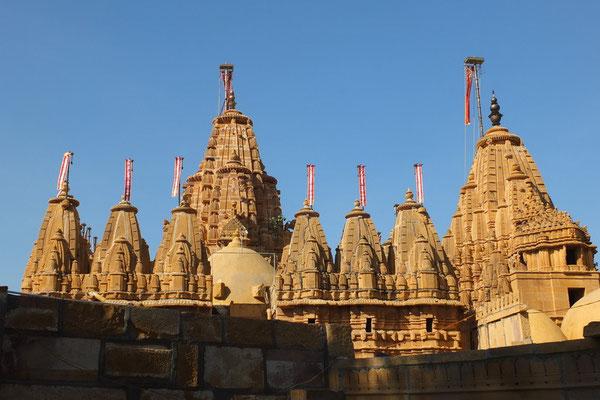 Jain tempel in Jaisalmer
