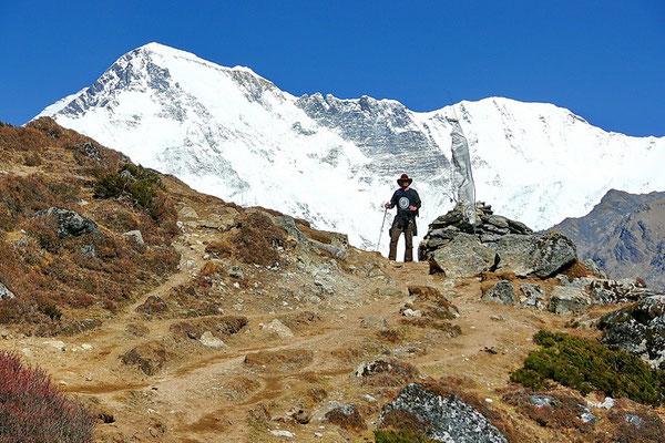 De Cho Oyu (8201 m.)