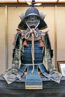 Samurai harnas