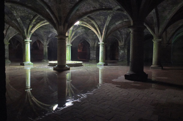 Cisterne Portugaise in El Jadida