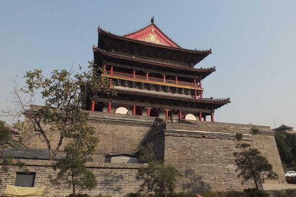 De drumtoren in Xi'an