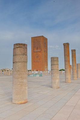 Hassan V minaret