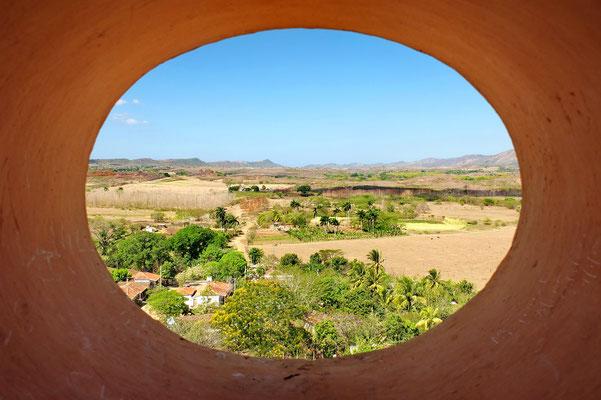 Uitzicht vanuit de Manaca-Iznaga toren