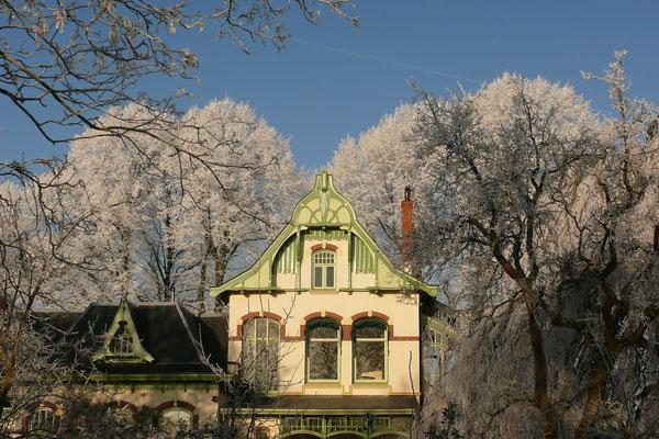 Huize Bieuwema in Usquert.