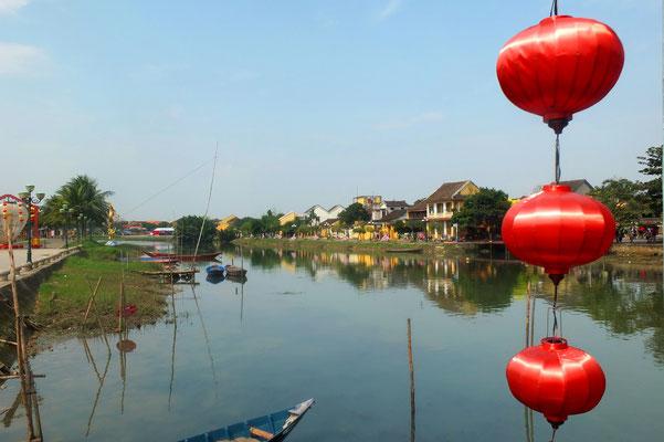 Hoi An is dé lampionnen stad van Vietnam