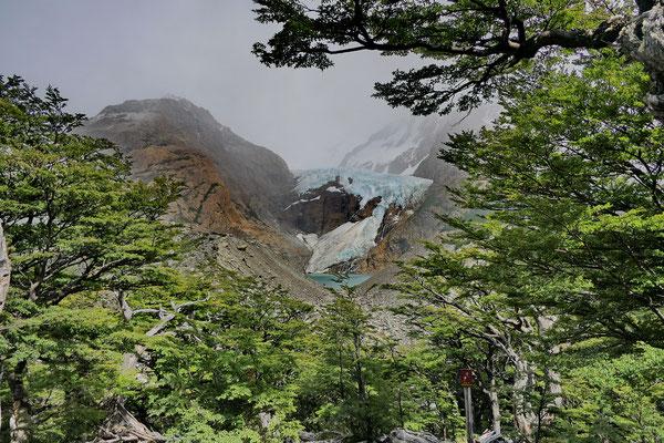 Piedras Blancas gletsjer