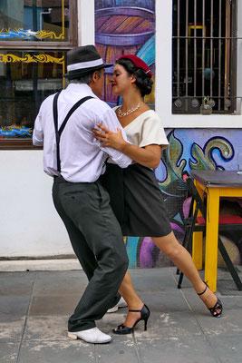 Tango in de wijk La Boca