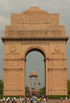 De India Gate (de Arc de Triomph van India)