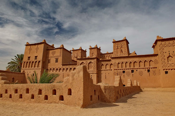 Amerdihil, de mooiste kashba van Marokko.