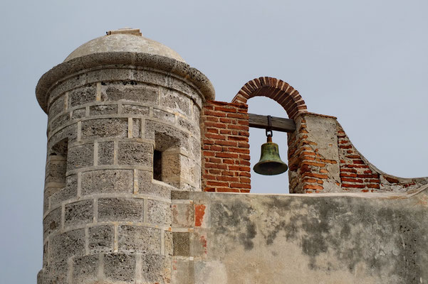 El Morro in Santiago de Cuba