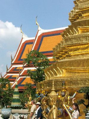 Royal palace (Wat Pra Keo)