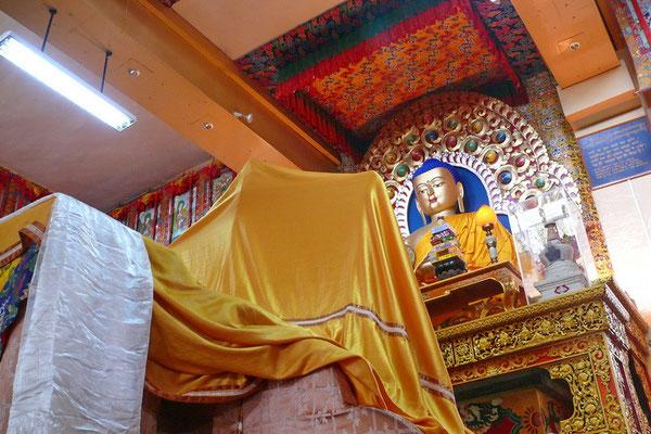 De zetel van de Dalai Lama
