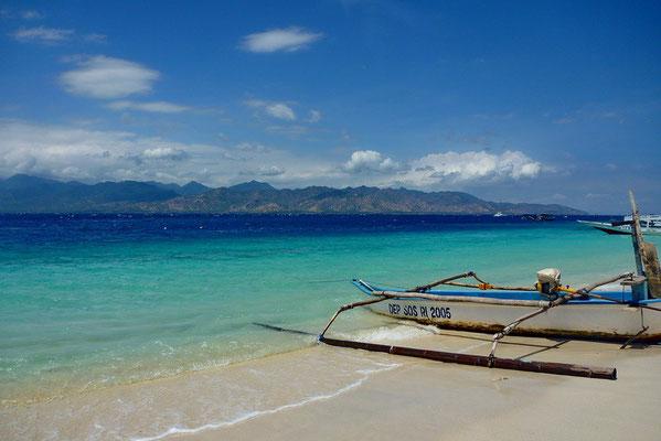 Gili Trawanang bij Lombok