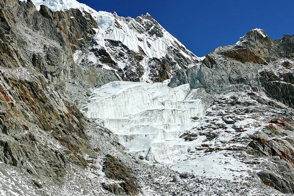 De Cho La pas (5330 meter hoog)