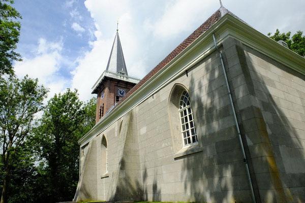 Het kerkje van Saaxum