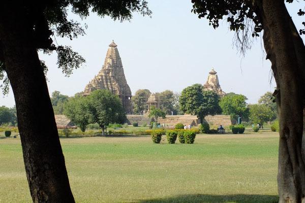 Hindu tempels in Kajurahou