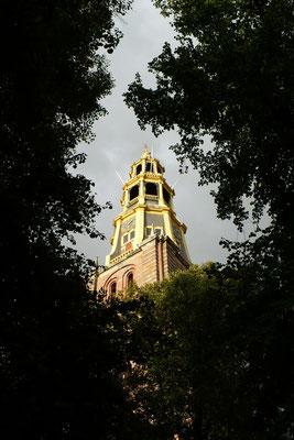 De grote der Aa kerk in Groningen