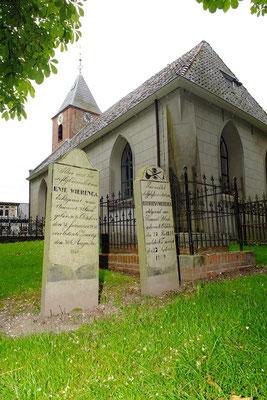 De 13de eeuwse kerk in Zuurdijk