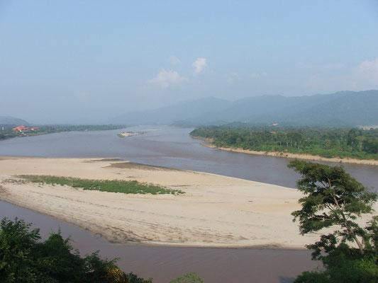 Gouden driehoek (Thailand, Birma en Laos)