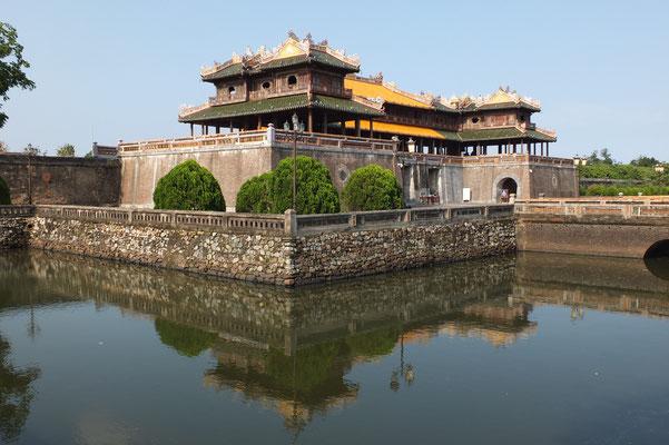 De citadel van Hué