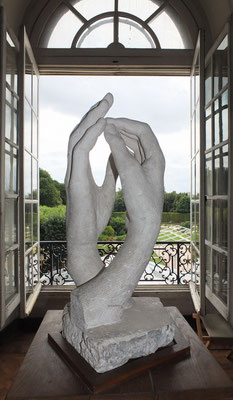 """Le Cathedrale"" van Rodin"