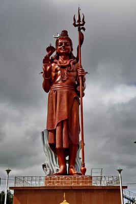 30 meter hoge Shiva