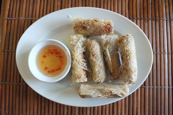 Heerlijke Vietnamese loempia's