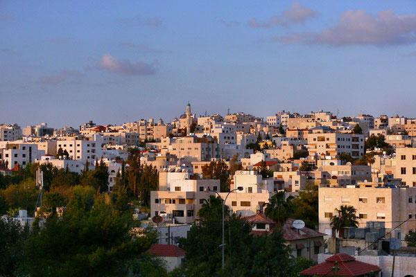 Weer terug in Amman