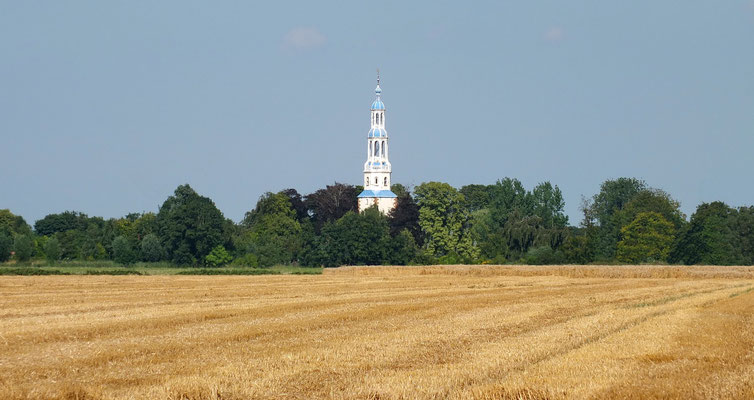De kerk van Uithuizermeeden