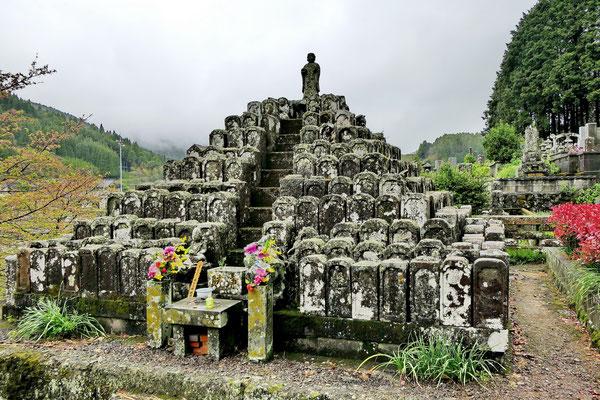Het Tokomuen graf van Koreaanse pottenbakkers.