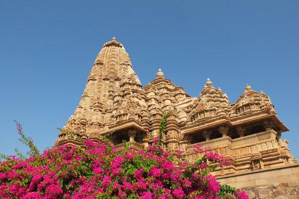 Hindu tempel in Kajurahou