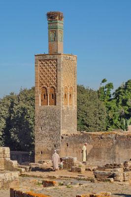 De Chellah in Rabat