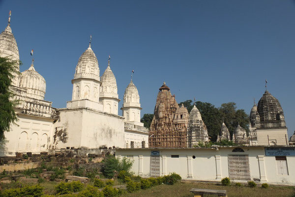 Jain tempel in Kajuraho