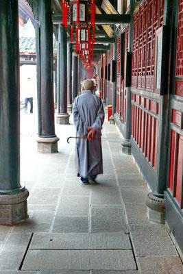 Wenshu tempel in Chengdu