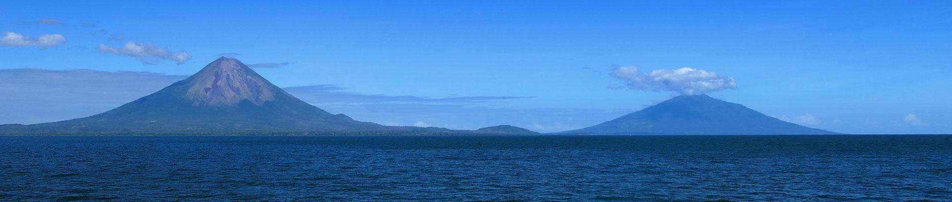 Isla Ometepe in het Meer van Nicaragua