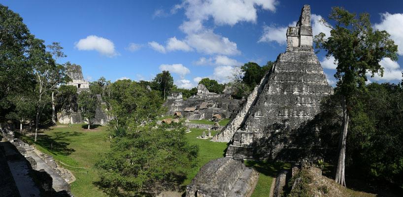 Mayastad Tikal