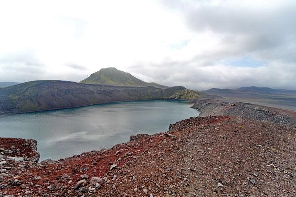 Bláhylur kratermeer