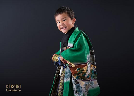 キコリフォトスタジオ 七五三