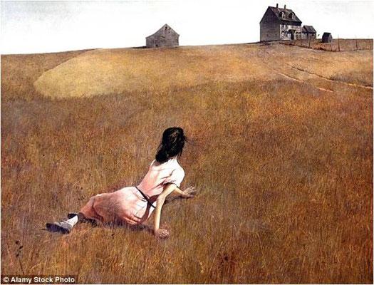 Anrdrew Wyeth, Christina s World (1960)