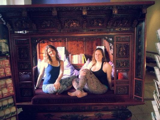 Advanced Yoga Teacher Training Berlin 2014 with Ines