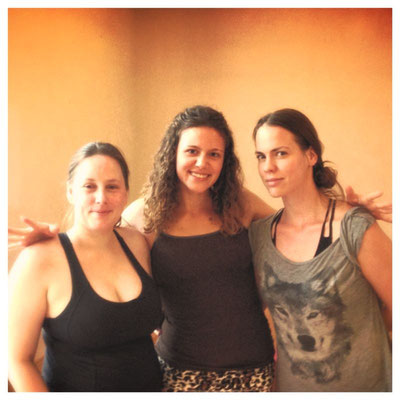 Advanced Yoga Teacher Training Berlin 2014 with Ines and Chantal