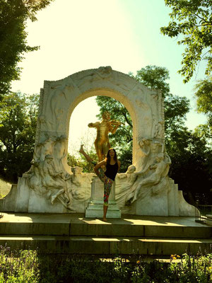 Stadtpark Yoga 2015