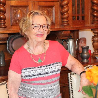 Simone PFLIEGER 80 ans le 12 mai