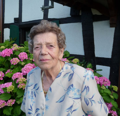 Marie-Rose WEISS 80 ans le 22 juin