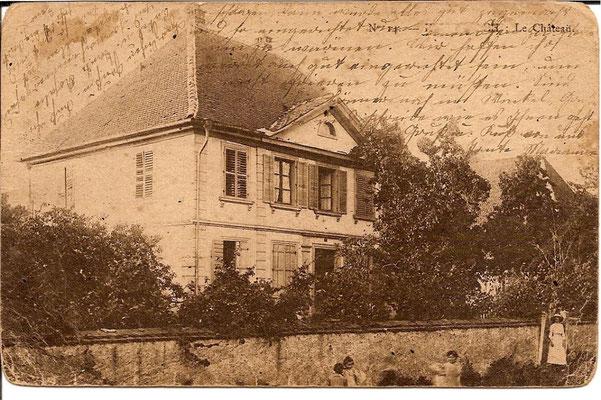 1917 Maison HARTMANN