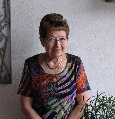 Marguerite STEMMELEN 80 ans le 21 octobre