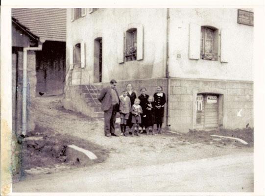 1935 Epicerie SCHINDLER-GASSER