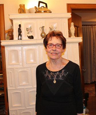 Marguerite SCHITTLY 80 ans le 4 janvier