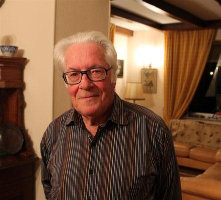 François PFLIEGER, 80 ans le 5 septembre 2016